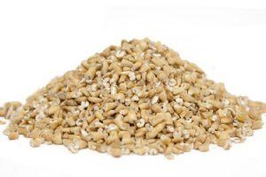 avoine coupee acier grains entiers fibres solubles nutrition