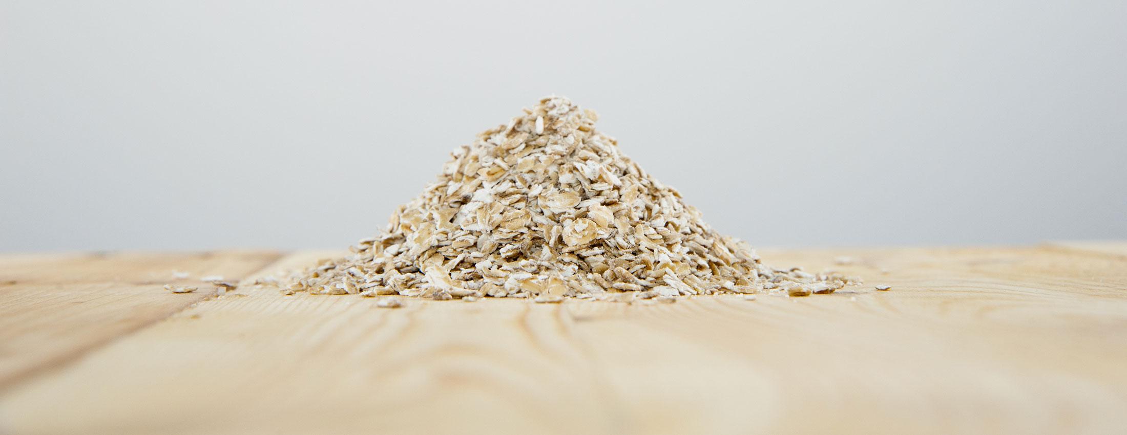 flocons avoine cuisson rapide biologique fibres solubles mineraux idees recettes