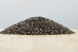graines chia noir entiere biologique bolivie omega fibres origine valeur nutritive