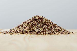 melange quinoa blanc rouge biologique bolivie grain pseudocereale