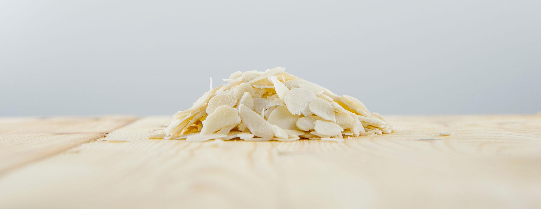 amandes tranchees blanchies biologique recette bienfaits sante origine