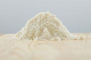 amandes poudre blanchies biologique noix recettes bienfaits sante