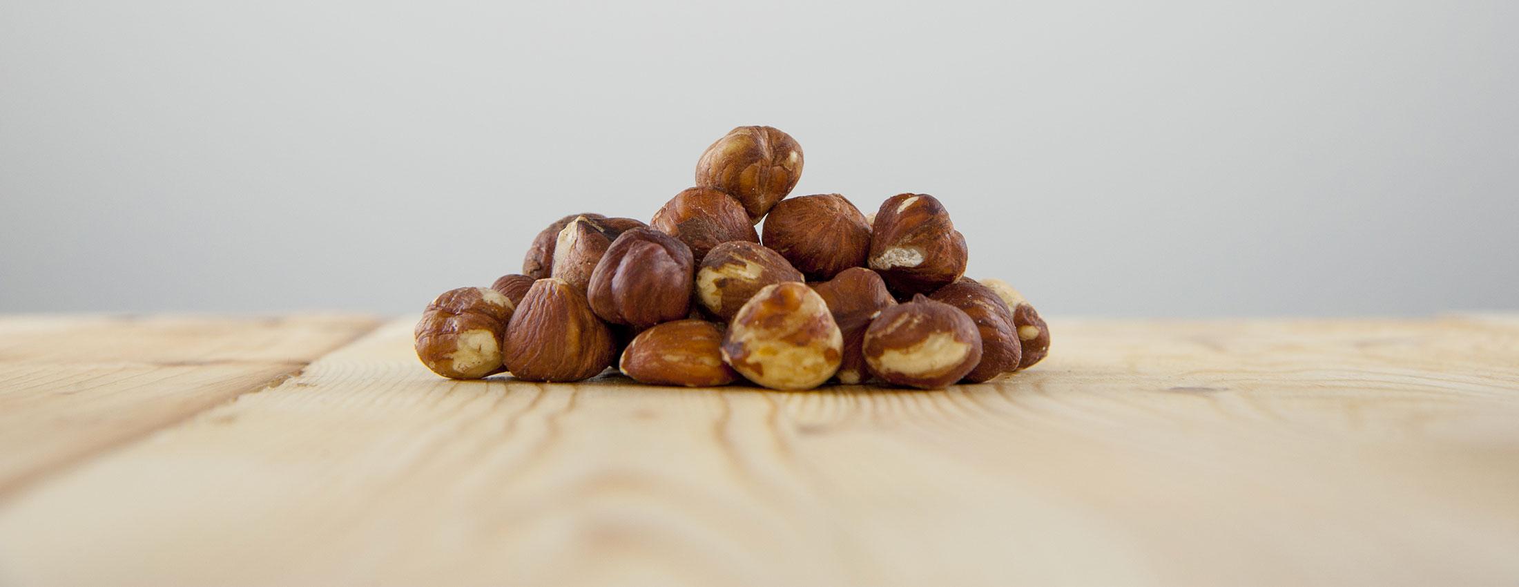 noisettes crues aveline biologique noix silo antioxydants gras monoinsatures sante cardiovasculaire recette