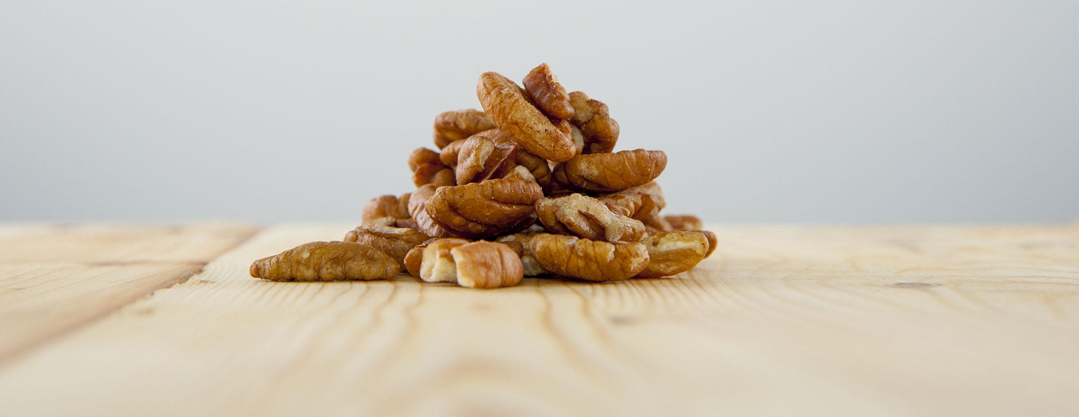 pacanes crues noix biologique manganese cuivre antioxydants recettes bienfaits sante