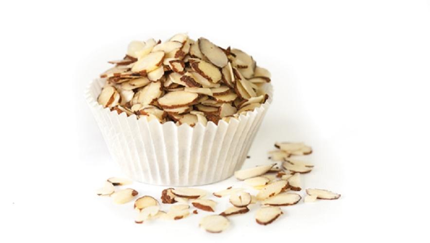 amandes naturelles tranchees biologiques vitamines proteines