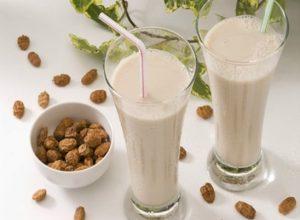 horchata lait noix tigrees maison espagne idees recettes