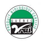 quebec vrai certification biologique logo