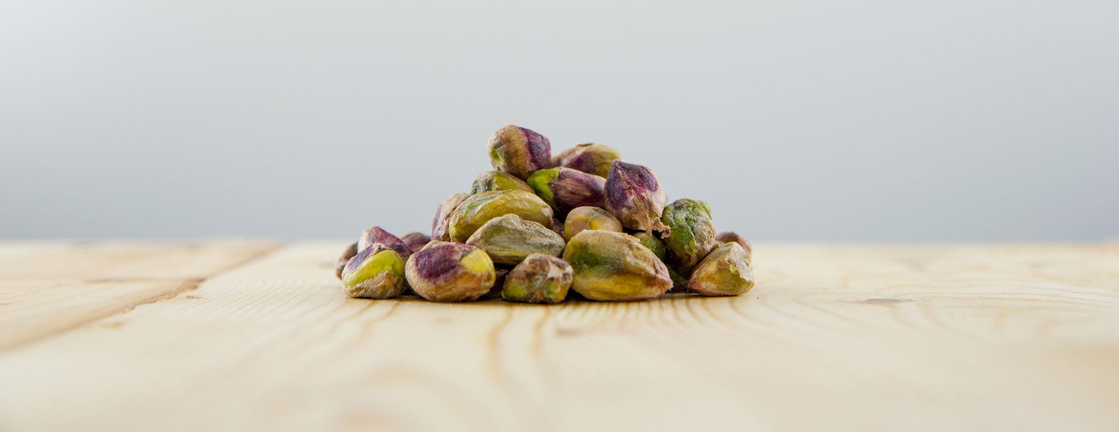 pistaches crues ecalees biologiques espagne noix