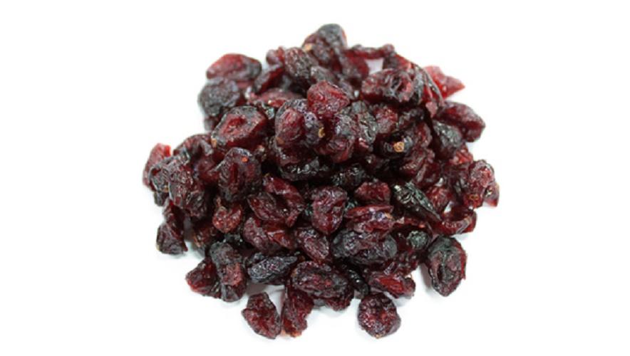 canneberges sechees biologiques canada flavonoides antioxydants fruit sucre