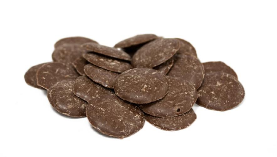 chocolat lait biologique equitable belgique pastilles desserts cuisine sucre gras