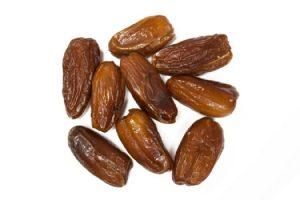dattes denoyautees biologiques fruit tunisie recettes sucre fibres