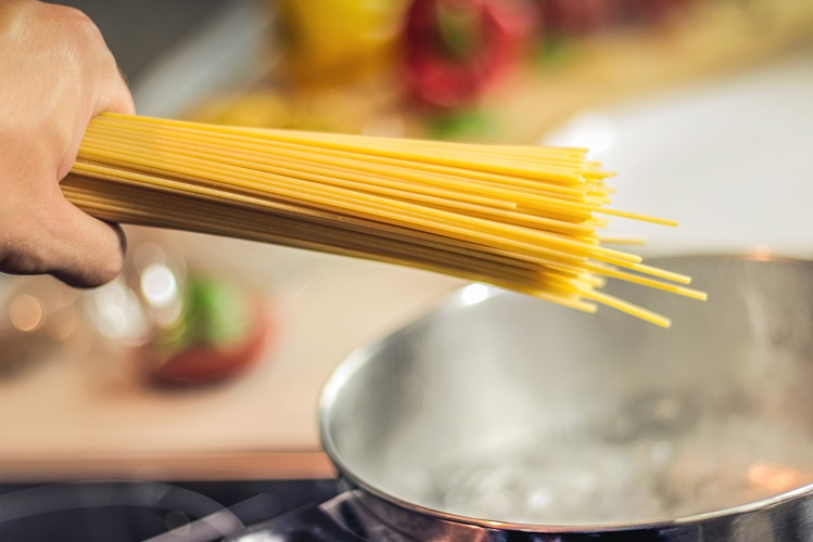 spaghetti ble entier pates alimentaires alegria entreprise estrie biologique durum fibres